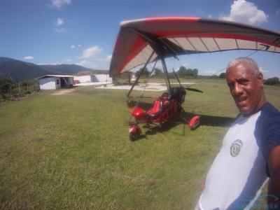 trike icaros adventure 2008 com motor rotax 912 55.000,00 reais