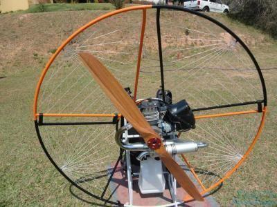 Ultraleve Paramotor