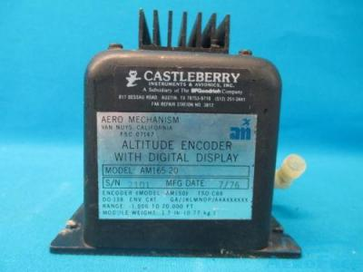 ALTITUDE ENCODER AM 165-20