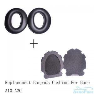 Espuma de Reposição Para Fone Bose A20, A10 X10