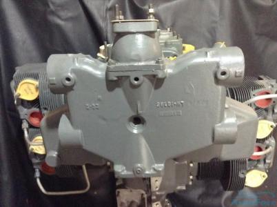 Motor Injeção Lycoming 150Hp