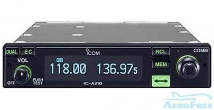 RADIO ICOM A210