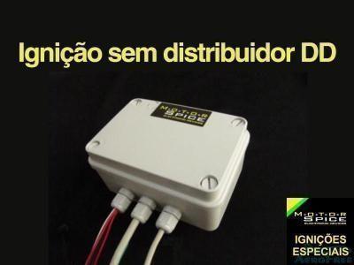 IGNIÇÃO SEM DISTRIBUIDOR (DISTRIBUIDOR DIGITAL - DD)