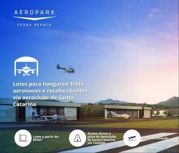 Lotes aeronauticos, comerciais e de serviços
