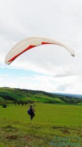 Vendo Paraglider Ellus M da Sol modelo 2005