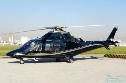 Helicóptero Agusta Westland A109S Grand - Ano 2009 - 1650 H.T.