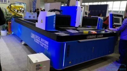 Máquina de Corte / Gravação / Limpeza a Laser de Fibra