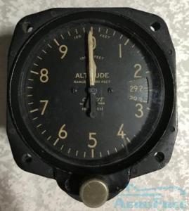 vendo altimetro usado