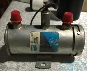 vendo bomba eletrica de combustivel