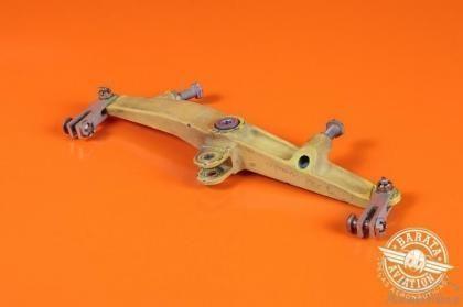 Bellcrank (Bumerangue) do Aileron L/H 35-521158-15 - BARATA AVIATION