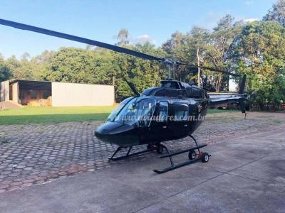 Helicóptero Bell Jet Ranger 206B III – Ano 1996 – 2700 H.T.