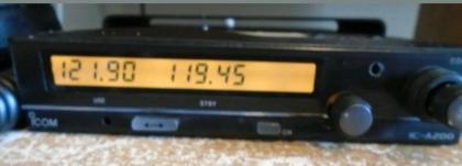 RADIO ICOM A200
