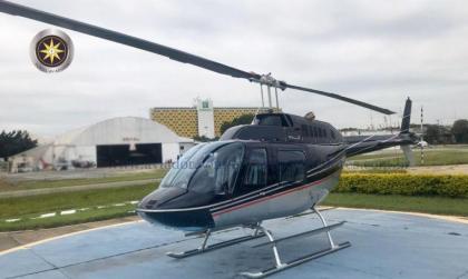 Helicóptero Bell Jetranger 206B III  Ano 1996 – 3.029 H.T.