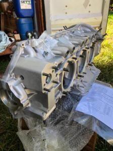 Bloco do motor Lycoming o-540