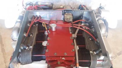 Motor Corvair 110HP