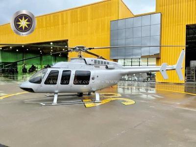 Helicóptero Turbina Bell 407 – Ano 1997 – 2458 H.T.