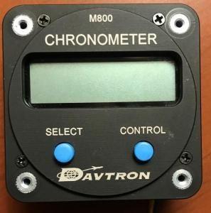 Cronometro Davtron M800 14v