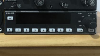 Transponder KT76C